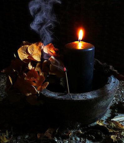 candela nera